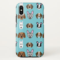 Puppies and more iPhone x case