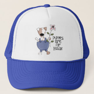 Puppies Are For Huggin' Hat
