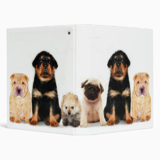 Puppies binder