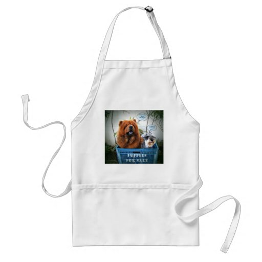 Puppies For Sale Apron