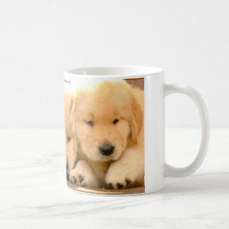 Puppies! Classic White Coffee Mug