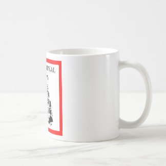 puppies classic white coffee mug