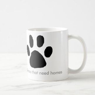 Puppies need Homes Coffee Mug
