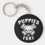 Puppies of Fury Keychains