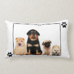 Puppies Pillows