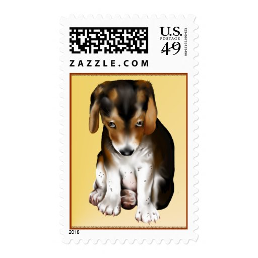 Puppies Rule  Postage
