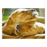Puppies Sleeping Custom Announcements