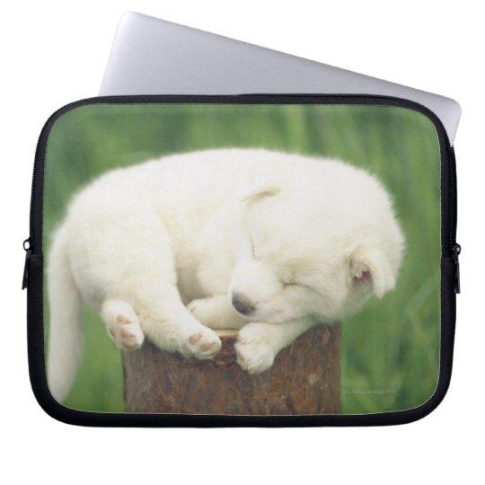 Puppy 4 laptop sleeve