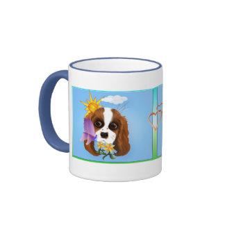 Puppy and Nature Mugs
