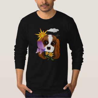 Puppy and Nature T-Shirt
