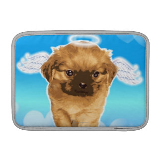 Puppy Angel MacBook Air Sleeves