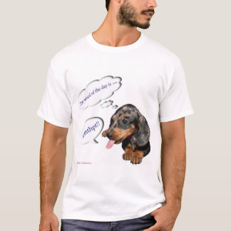 'Puppy Attitude' Dachshund T-Shirt