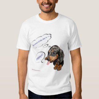 'Puppy Attitude' Dachshund Tee Shirt