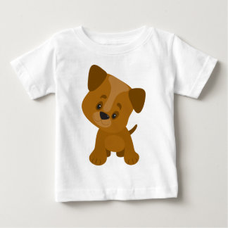 Puppy Big Paws Baby T-Shirt