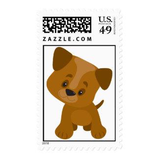 Puppy Big Paws Stamp