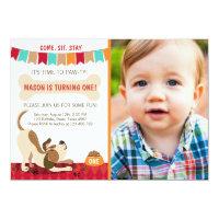 Puppy Birthday Invitation Paw-ty Puppy Party
