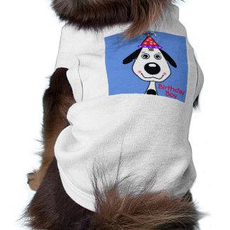 Puppy Birthday Pet T-Shirt