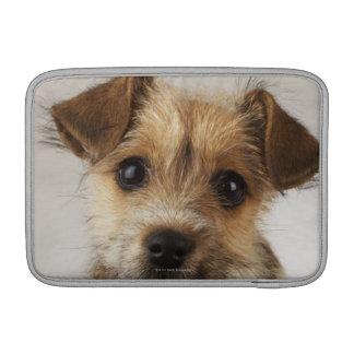 Puppy (Canis familiaris) MacBook Sleeve