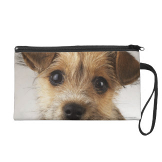 Puppy (Canis familiaris) Wristlet Purse
