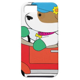 Puppy Car iPhone SE/5/5s Case