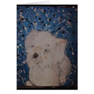 Puppy! Card