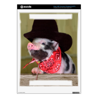 Puppy Cowboy Baby Piglet Farm Animals Babies Decal For Xbox 360