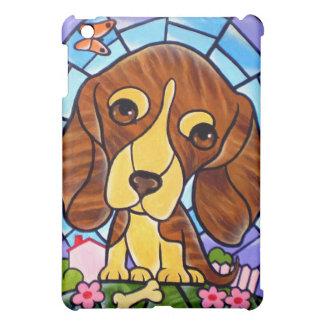Puppy Dog Animal Painting iPad Case