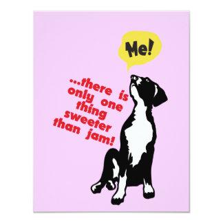 Puppy Dog Card