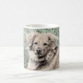Puppy Dog Eyes Coffee Mug