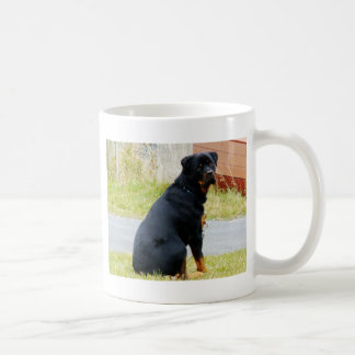 Puppy-dog Eyes Coffee Mug