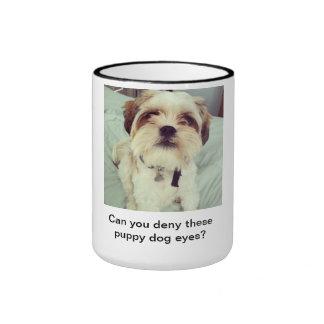 Puppy Dog Eyes Mug