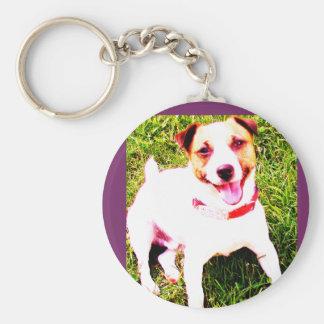 puppy dog, Jack Daniels Keychain