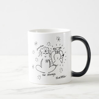 Puppy Dog Love Angel Magic Mug