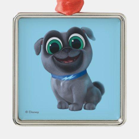 Puppy Dog Pals   Bingo Metal Ornament