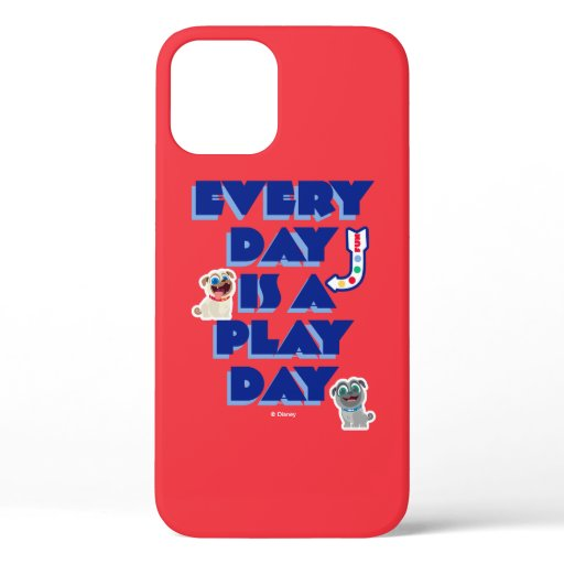 Puppy Dog Pals | Every Day is a Play Day iPhone 12 Case