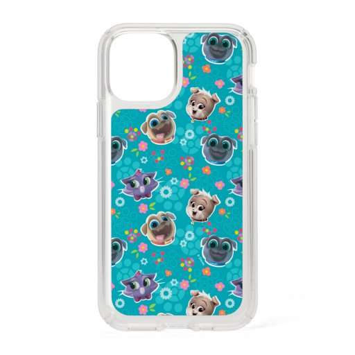 Puppy Dog Pals | Floral Pattern Speck iPhone 11 Pro Case