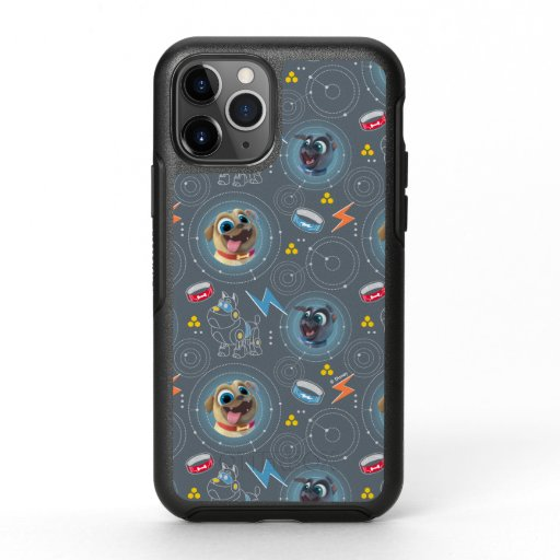 Puppy Dog Pals | Geared for Adventure Pattern OtterBox Symmetry iPhone 11 Pro Case