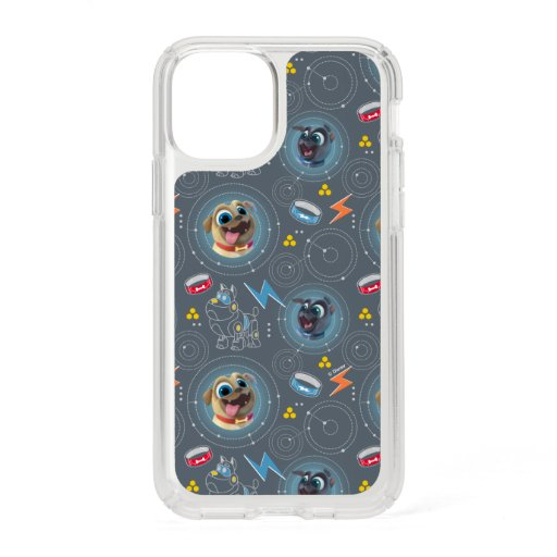 Puppy Dog Pals | Geared for Adventure Pattern Speck iPhone 11 Pro Case