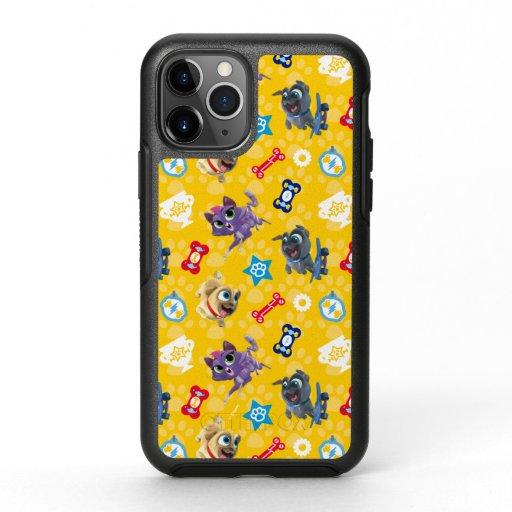 Puppy Dog Pals | Pug Power Pattern OtterBox Symmetry iPhone 11 Pro Case