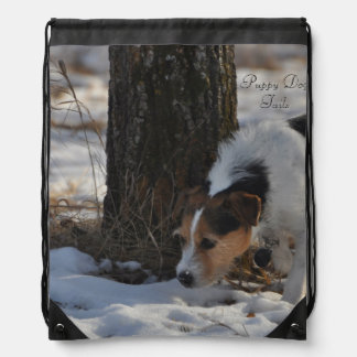 Puppy Dog Tails Backpack by Janz Puppy Dog Tails