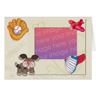 Puppy Dog Tails Greeting Cards