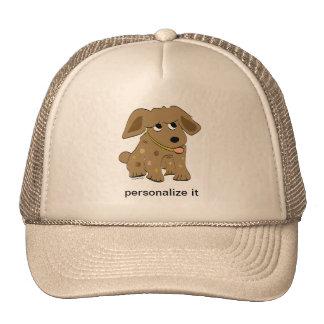 Puppy Dog Trucker Hat
