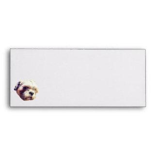 Puppy Envelope