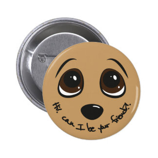 Puppy Eyes Buttons
