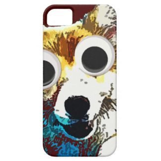 Puppy Eyes iPhone 5 Covers