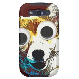 Puppy Eyes Galaxy S3 Case