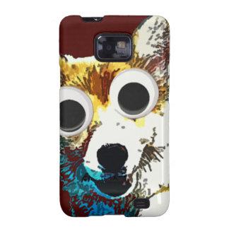 Puppy Eyes Samsung Galaxy S2 Case