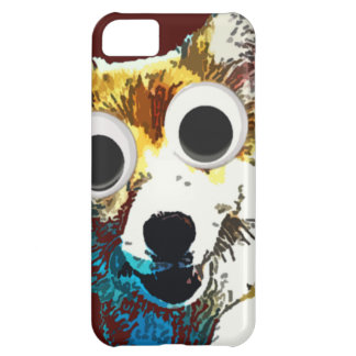 Puppy Eyes Cover For iPhone 5C