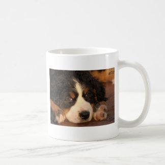 puppy eyes coffee mug