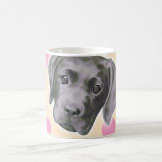 puppy eyes mug